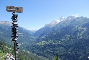 National parks of La Vanoise & Grand Paradis