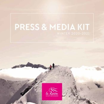 Media Kit La Rosière Winter 2021